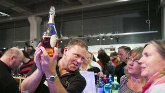 Grythyttan på En Öl & Whiskymässa 2013