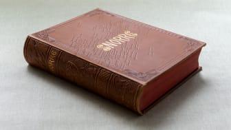 Makt og magi. Snorres Kongesagaer, 1899-utgivelsen