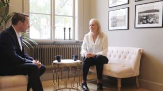 Thomas Järlö, Ebab och Åsa Andersson, Stora Sköndal