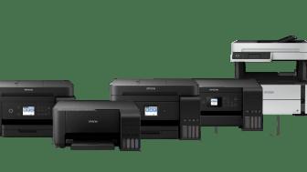Epson Dijuluki Perusahaan Tangki Tinta Nomor Satu di Indonesia dan di Asia Tenggara