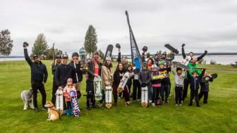 Pressinbjudan: Nu presenteras nya skateparken i Rättvik