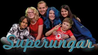 I den nya tv-serien Superungar möter Måns Möller barn med diagnoser som adhd, autism och tvångssyndrom.