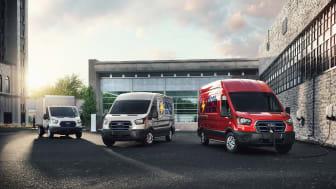 Az új Ford E-Transit