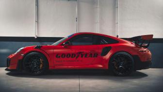 Goodyear Eagle F1 SuperSport RS: ett specialdesignat däck för Porsche 911 GT2 RS och GT3 RS