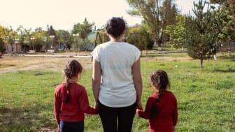 """Im Bergkarabach-Konflikt hat das SOS-Kinderdorf Kotayk in Armenien 57 vertriebene Jungen und Mädchen aufgenommen. Die Kinder seien """"traumatisiert"""". Foto: SOS-Archiv (Foto zur Verwendung nur im Kontext der SOS-Kinderdörfer/Bergkarabach-Konflikt)"""