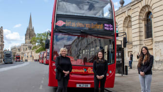 City Sightseeing Oxford - let us show you Oxford.