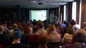 Överväldigande respons från utländska besökare på outdoorkonferens i Åre