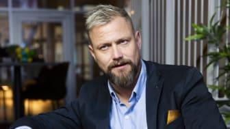 Peter Stenquist deltog i Forest Business Accelerator 2018, och är nu redo att ta Paralox bygglösning ut i världen.