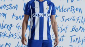 Crafts nya matchtröja för IFK Göteborg är här.