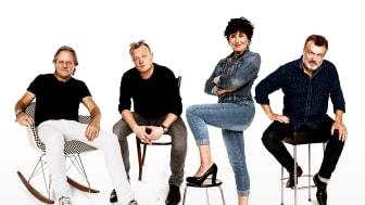 """Dodo & The Dodo's lægger vejen forbi Kulturværftet med deres akustiske tur """"Lige her""""."""