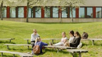 Campus Ultuna först i Sverige att få Green Flag Award