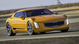 2014 Studie Kia GT4 Stinger (Detroit)