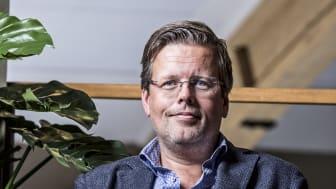 CEO Fredrik Logenius