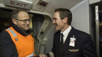 Norwegian se traslada temporalmente de terminal en Madrid Barajas