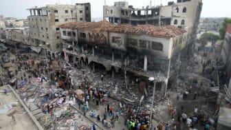 Israel/Gaza: Israeliska militärens likgiltighet mot civila offer