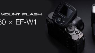 FUJIFILM EF-60 & EF-W1