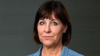 Sjukhusläkarnas ordförande Karin Båtelson