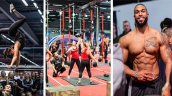 Fitnessfestivalen – tre maxade dagar med hög puls!