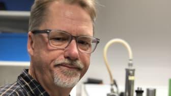 Tomas Åslund, VP Manufacturing Scandinavian Biopharma