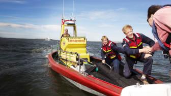 Sjöräddningssällskapets dag över hela landet