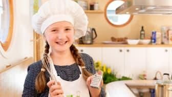 """Mit dem """"Kinder-Koch-Klub"""" startet Anfang August das gemeinsame Projekt von dmBio und Tischlein Deck Dich e.V."""