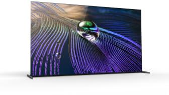 """83"""" BRAVIA XR A90J 4K HDR OLED TV"""