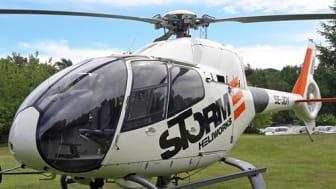 En Airbus H120 hos Storm Heliworks