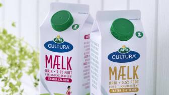 Ny proteinmælk fra Arla