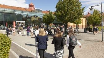 Stort intresse för vårens högskoleprov i Kristianstad