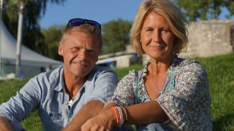VD-byte på Ramundberget 16 januari 2014 – Marie Thorslund tar över skidorten