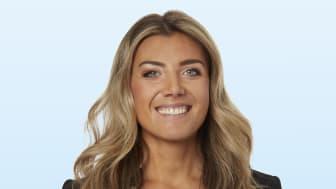 Daniella Bäckman, Associate, Corporate Solutions på Colliers.