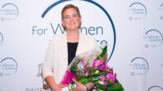 Laura Elo, For Women in Sciece -apuraha