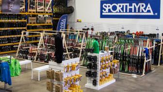 Nytt rekordår och ny delägare i Sporthyra