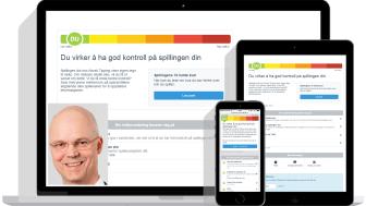 Bjørn Helge Hoffmann, innfelt, er fagsjef for ansvarlig spillvirksomhet i Norsk Tipping.