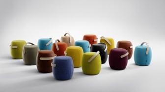 CARRY ON – en bärbar sittmöbel för aktivitetsbaserade arbetsmiljöer