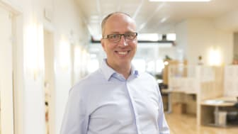 Anders Torsell, försäljningschef Sverige på AB Regin