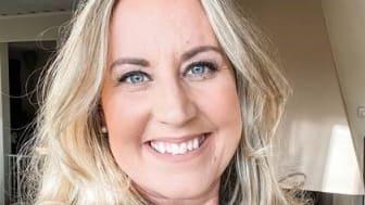 Sarah Watz från Pixpro, teamledare för BNI Let's Unite.