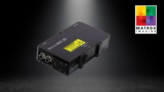 Matrox® AltiZ, högkvalitativa 3D-profilskanners