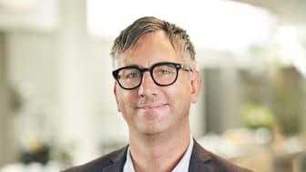 Jonas Stark, ny affärsutvecklingschef på MKB Fastighets AB. Foto: Johan Persson.
