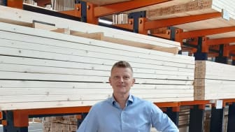 Rune Poulsen tiltræder den 1. august som ny direktør for Bygma Aars
