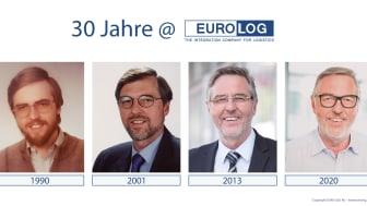 120 Jahreszeiten bei EURO-LOG – ein besonderes Mitarbeiterjubiläum