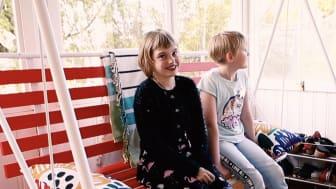 Stina föddes med allvarligt hjärtfel – nu springer en hel skola för henne