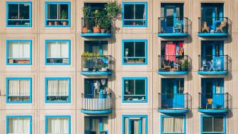 Visst är väl en mysig balkong något vi alla vill ha?