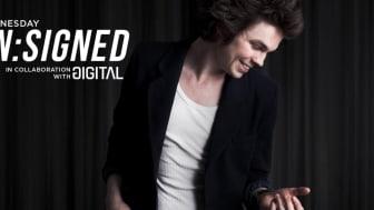 Artisten Calle Nilsson gästar Un:Signed