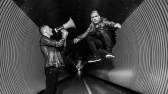 Albumaktuelle Galantis til Slottsfjell 2015