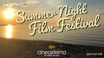 Summer Night Film Festival - digital filmfestival för alla bibliotek