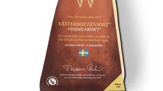 Från Burträsk och Vindeln med kärlek: Västerbottensost® Vindelnrökt®