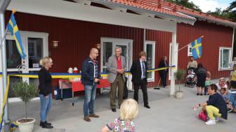 Invigning/Öppet hus på Nyckelpigans förskola