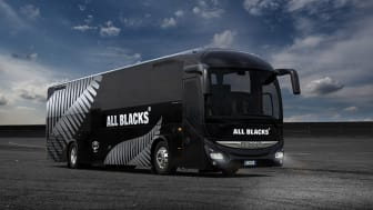 "Iveco Magelys har utsetts till ""International Coach of the Year 2016"""