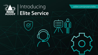 Introducing Adder Elite Service